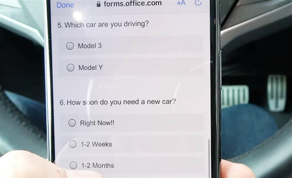 特斯拉全新「非接觸」試駕服務:手機一掃 QR-Code,立即爽開半小時
