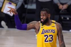 NBA》詹皇受傷了?西決G1大機率出賽