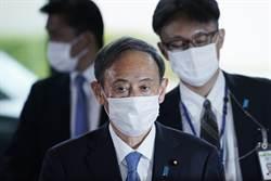 日本新首相菅義偉內閣首次民調支持率高過安倍