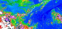 明晚起東北部嚴防大雨 專家:下周又有鋒面通過降溫更有感