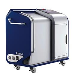 惠特科技結合客戶經驗 推新一代手持式雷射除鏽清洗機
