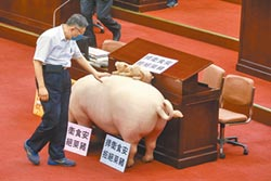 柯批萊豬 嗆綠硬幹就提釋憲