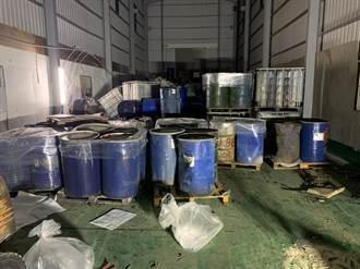 高雄鳥松丙烯酸乙酯物異味 將開罰10萬至500萬