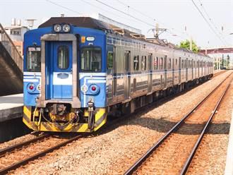 台鐵火車撞爛貨車 司機驚慌逃出 新埔通霄雙向延誤