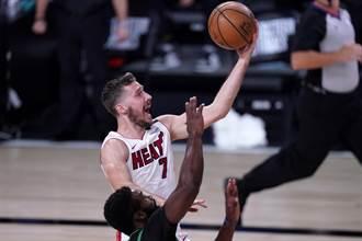 NBA》驚奇延續!卓拉吉奇領熱火逆襲綠軍