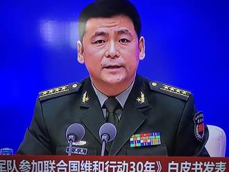 柯拉克訪台 陸國防部宣布 解放軍東部戰區今起在台海實戰演練
