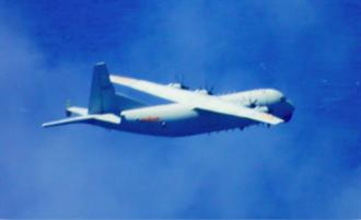 共機再擾西南空域接近領空 空軍:台海空域皆有全盤掌握