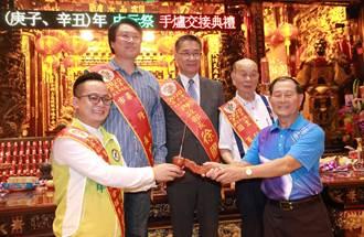 賴清德舅喊支持林右昌入閣或選台北市長  現場掌聲如雷