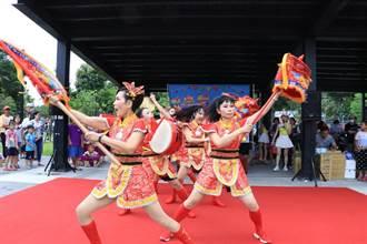 打破傳統思維 女性跳陣頭舞蹈「車鼓陣」