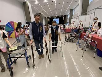 中市府廣設輔具資源中心 助長輩與身障者行動有愛無礙