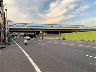 桃園捷運綠線施工 21日起八德介壽路一段道路縮減