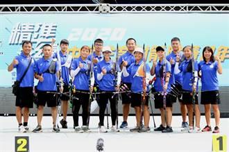 企業射箭聯賽挑戰賽19日登場 協會青年隊戰力強