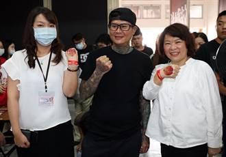 嘉義文化創意產業園區連3天展出紋身刺青藝術