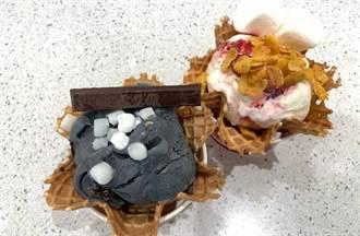 100%百花蜜冰淇淋香甜登場 加碼KitKat挑戰苦甜味蕾誘惑