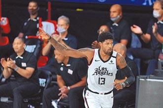 NBA》快艇難堪出局 里歐納德與保羅喬治仍期盼聯手