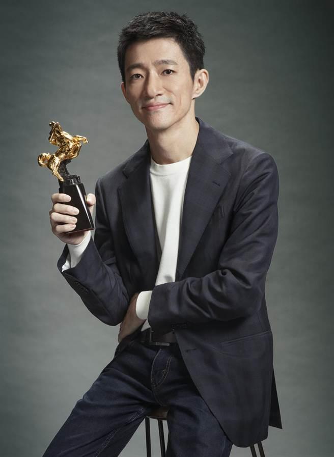 徐漢強擔任2020金馬電影學院導師。(金馬提供)
