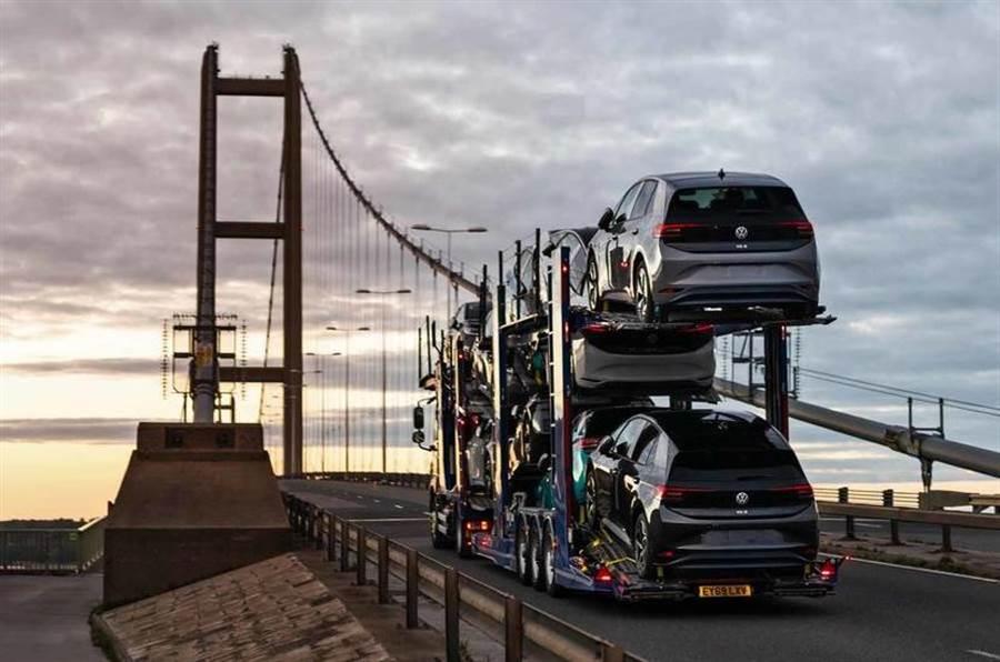 VW ID.3挪威開賣兩週超越 Model 3