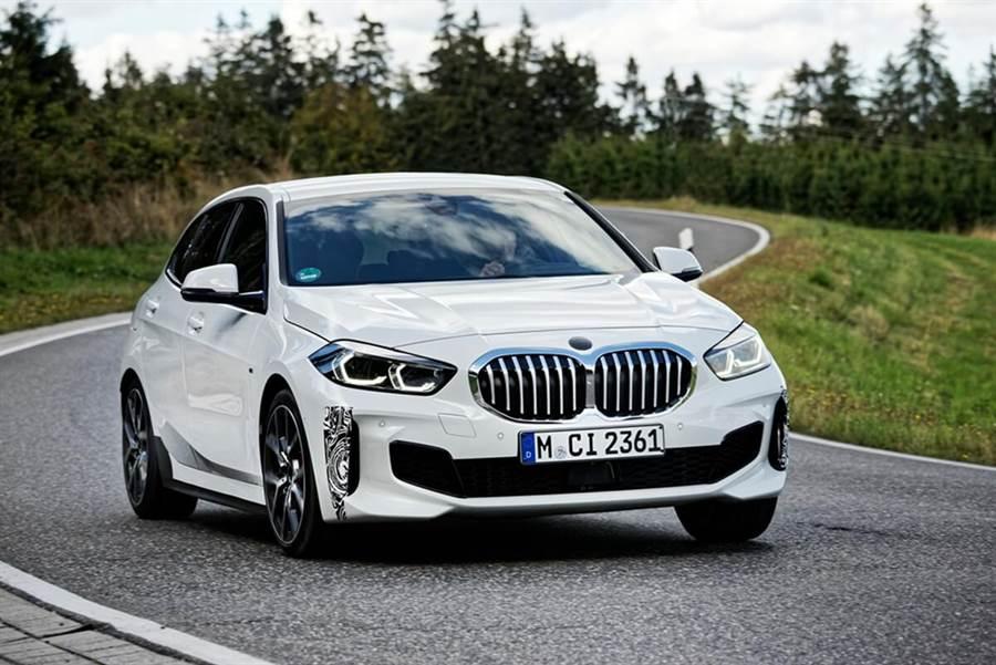 BMW將推出特重駕駛樂趣的128ti