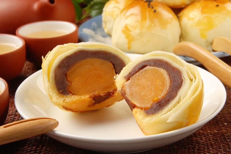 蛋黃酥「吃3口就沒了」卻賣這麼貴?內行人解惑(示意圖/達志影像)