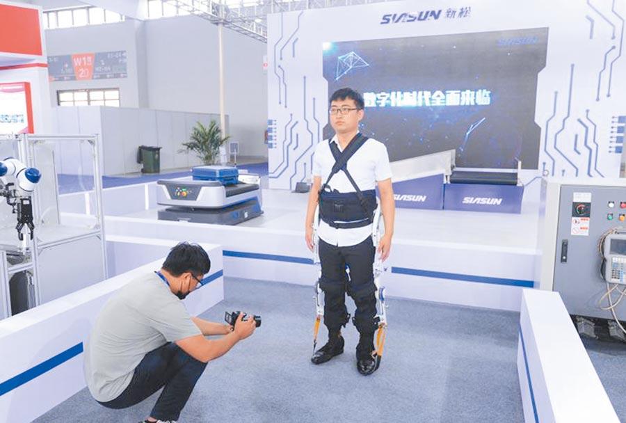 醫療康復機器人。
