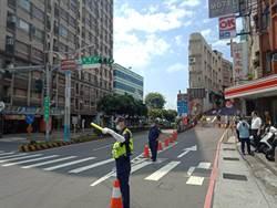 李登輝追思告別禮拜今天舉行 新北出動450多名警力維護交通