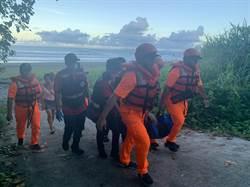 男子遭强劲洋流带走 海巡火速救援