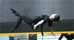 體表會首度演繹高空漂浮 舞空術開創新感受