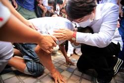 台中氣爆一家3死  阿公痛哭媳婦孫子