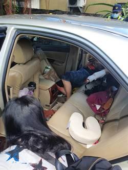 花蓮鳳林轎車自撞行道樹 2重傷2到院前死亡