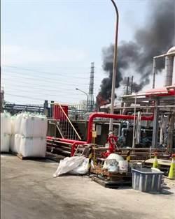 管線洩漏點仍不明 亞聚廠區又傳乙烯洩漏起火