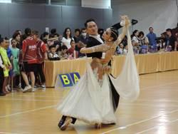 全台逾300名舞林高手齊聚嘉義PK國標秀舞技