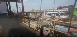 通霄發電廠外包工人溺水 送醫搶救不治