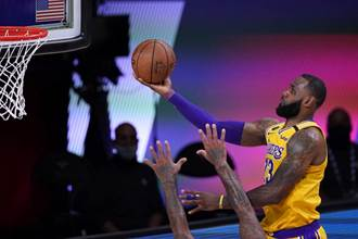 NBA》詹皇超越喬丹 MVP票選佔比史上第一