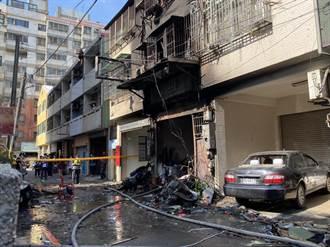 劫後餘生姊弟驚恐還原氣爆瞬間:床舖塌掉 像被炸彈轟過