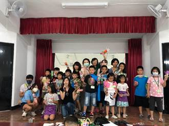 基隆社會處推親子活動 盼療癒孩童內心