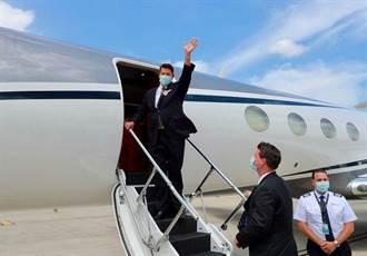 柯拉克離台 外交部:台美將強化緊密經濟連結