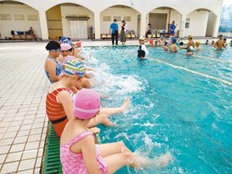 嘉義縣立泳池 擴大泳訓