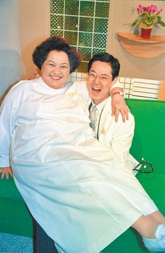 Top2 鄒美儀搭檔巴戈主持紅遍全台 和包偉銘分手後終生未嫁罹癌病逝