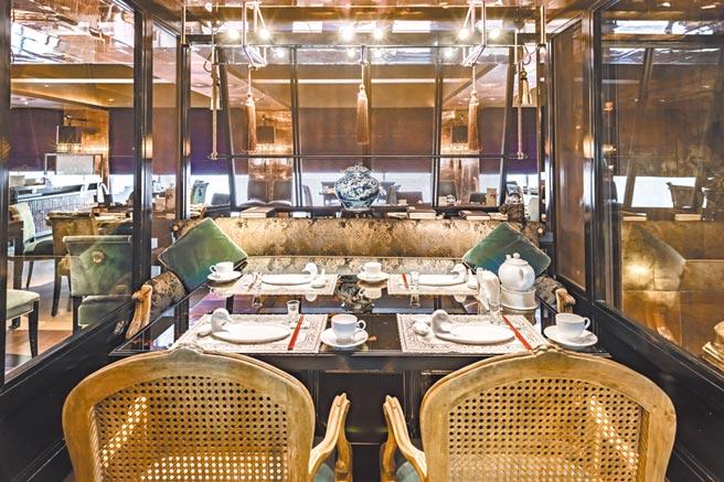 易遊網合作連3年拿下唯一台北米其林3星的頤宮中餐廳,推出「米其林尊爵套裝」行程。(君品酒店提供)