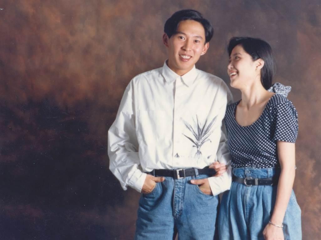 林秀玲曾和钮承泽交往4年。(图/中时资料照)