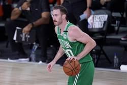 NBA》與隊友同在!海沃德不因兒子出生再離隊