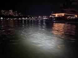 八里詭異男加入路邊夫妻爭吵 再步入淡水河游泳4公里到北市社子島