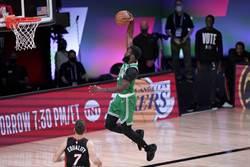 NBA》不給逆轉了!塞爾提克驚險滅「火」開胡