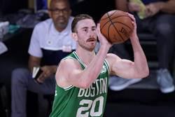 NBA》還沒百分百恢復 海沃德:很累又腳痛