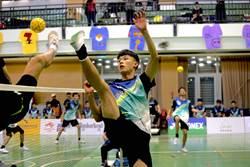 青少年藤球錦標賽 潛優選手一日雙冠