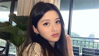 孫芸芸20歲女兒轉側身「胸前春光外洩」下半身白到發亮