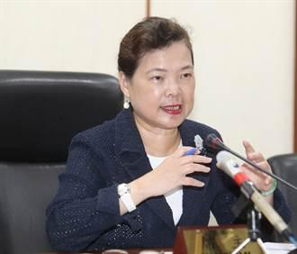 經濟部長王美花:台美經濟對話已有共識迅速展開對話