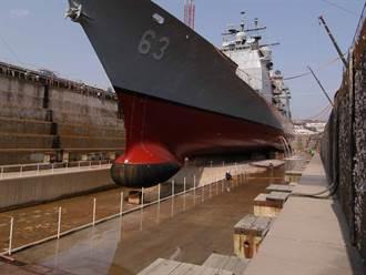 美國古德里奇公司 將為台灣承包製作軍艦聲納外罩