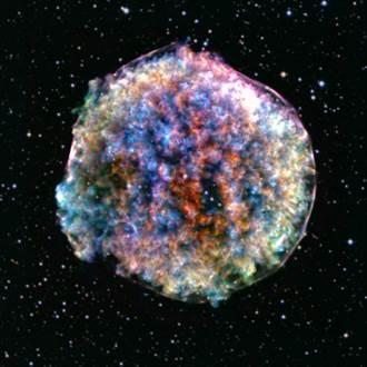 宇宙鍊金術揭密:黃金並非來自中子星碰撞