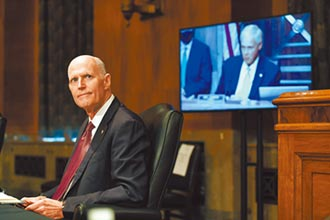 參議員提案 授權美國總統動武護台
